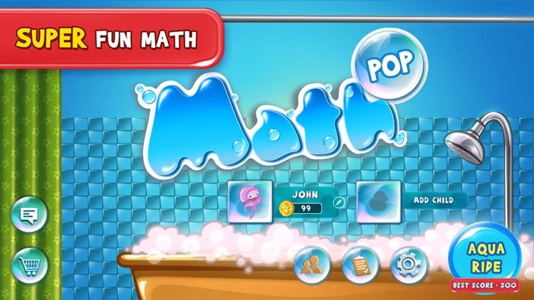3rd Grade Math Pop -  Fun math game for kids