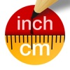 Inch To Centimeter, the fastest length converter - iPhoneアプリ
