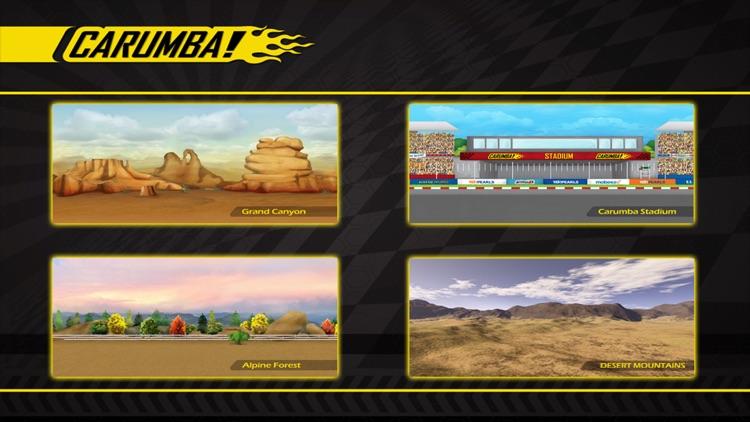 Carumba! The Ultimate Car Race