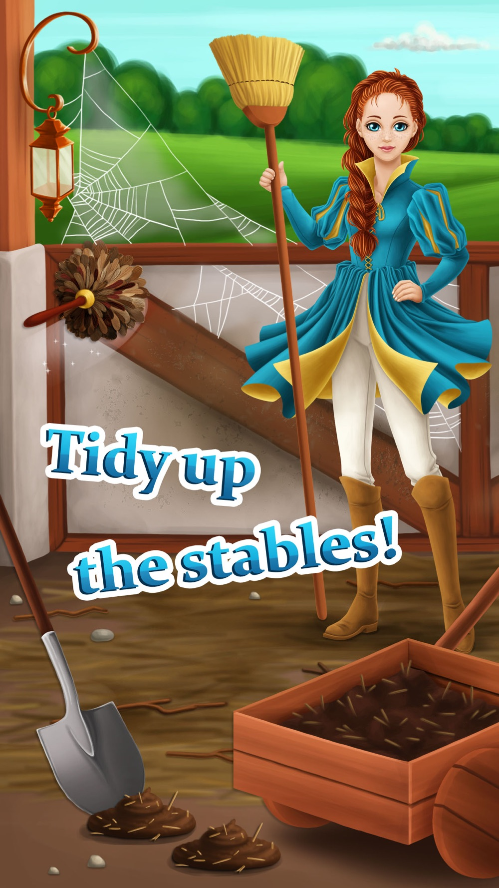 Princess Horse Club - Royal Pony Spa, Makeover and Carriage Decoration hack tool
