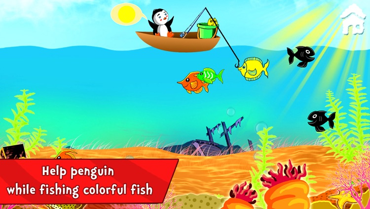 Magic Colors - Educational Games for Kids screenshot-3