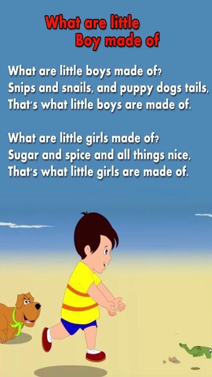 Cute Nursery Rhymes 2 - Free Rhymes For Toddlers