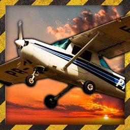 RC Airplane Classic 2015 - Free Pilot, flying and parking Remote Control model aircraft flight simulator game