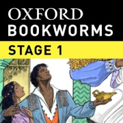 Aladdin and the Enchanted Lamp: Oxford Bookworms Stage 1 Reader (iPhone)