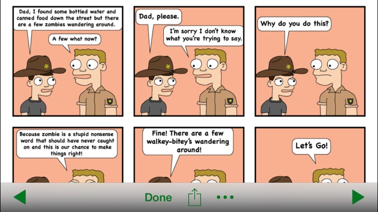 Webcomics Now! screenshot-4