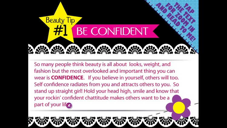 Cheeky Chats Book of Empowering Wisdom for Girls of All Ages screenshot-3