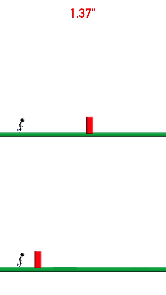 No One Dies Today Stickman Jump screenshot four