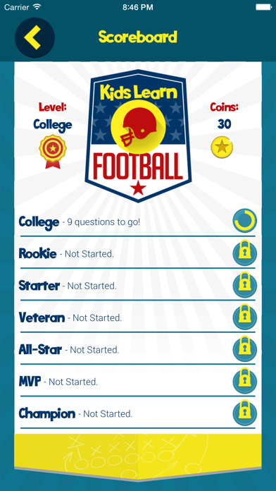 Kids Learn Football screenshot four