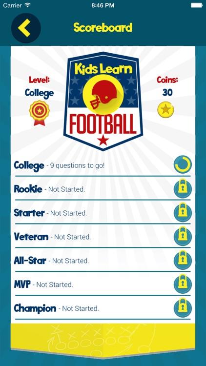 Kids Learn Football screenshot-3