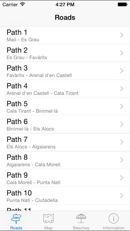 Camí de Cavalls screenshot-3