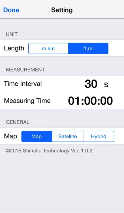 GPS Data Logger screenshot-4