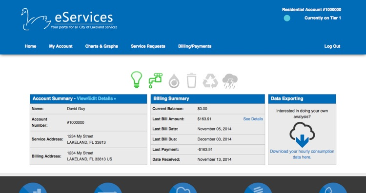 Eservices Mobile