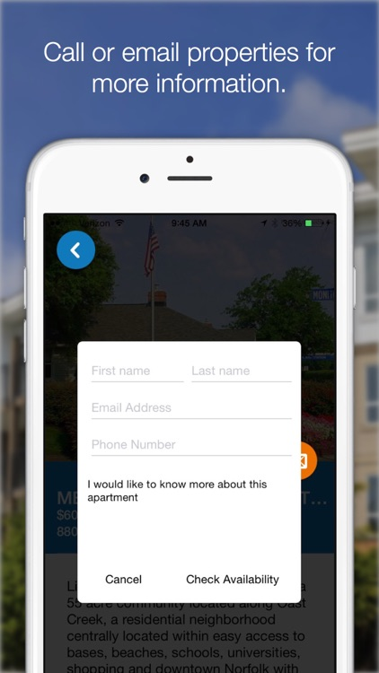 Apartment View by ForRent.com - Augmented Reality Apartment Search for iPhone screenshot-3
