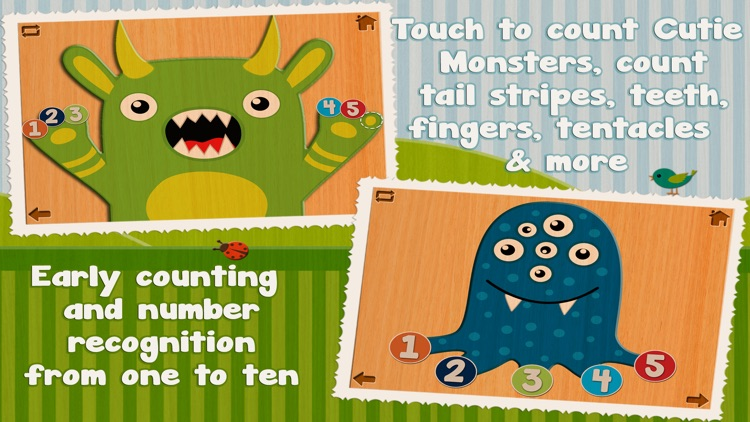Cutie Mini Monsters screenshot-2