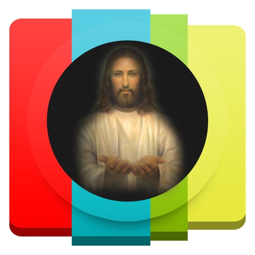 Christ Booth - the photo editor & image blender for Christians