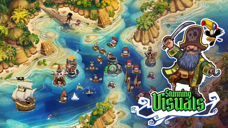 Pirate Legends TD