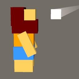 Caveman Pong