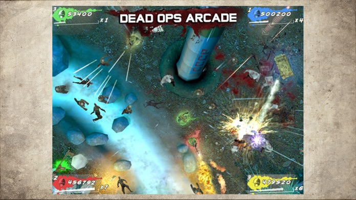 Call of Duty: Black Ops Zombies Screenshot