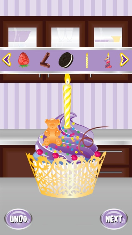 Cupcake Maker Shop - Cupcake Game Free