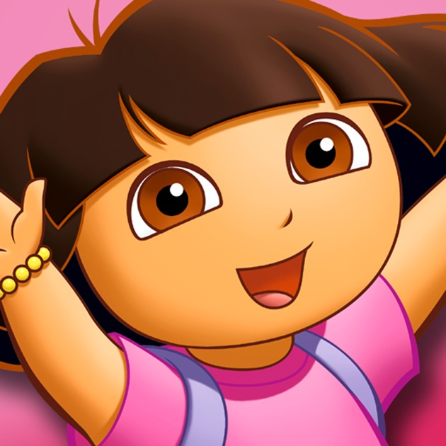 Playtime With Dora the Explorer on the App Store