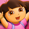 App Icon for Playtime With Dora the Explorer App in Saudi Arabia App Store