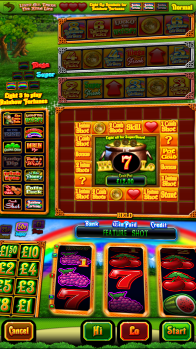 Luck O' The Irish - The Real Pub Fruit Machine screenshot four