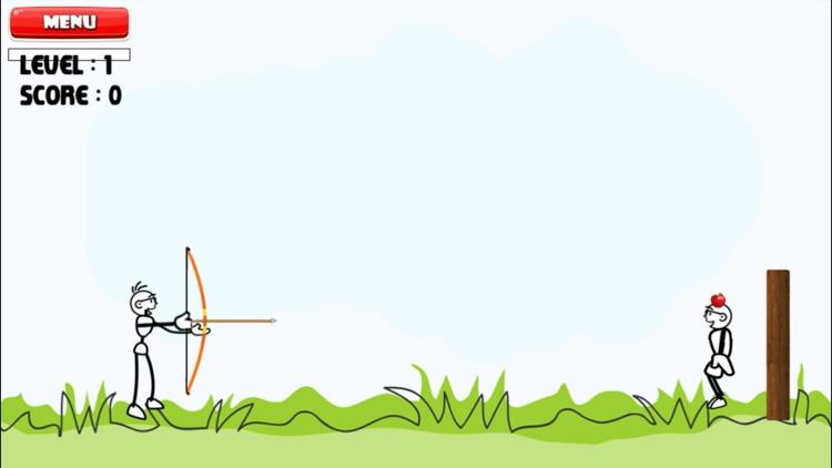 Stickman Archer Adventure FREE - Aim and Shoot Mission screenshot-3