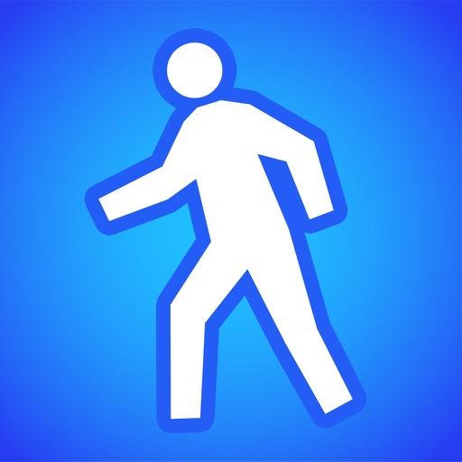 Шагомер - Подсчет количества шагов и пройденной дистанции