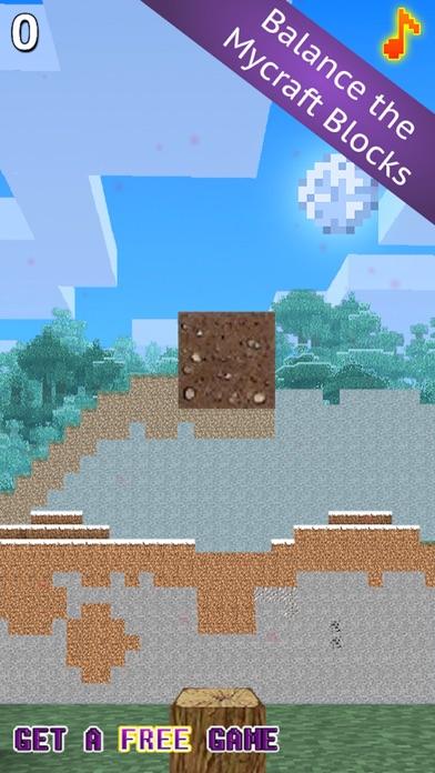 My Tower Physics - Stacking 8-Bit Build-ing Blocks in the Pixelated Cube Worldのおすすめ画像2