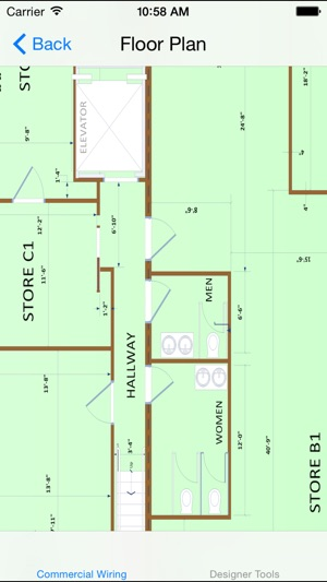 Commercial wiring diagrams sample on the app store commercial wiring diagrams sample on the app store cheapraybanclubmaster Gallery