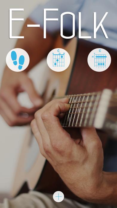 Screenshot #1 pour Guitare Débutant : E-Folk