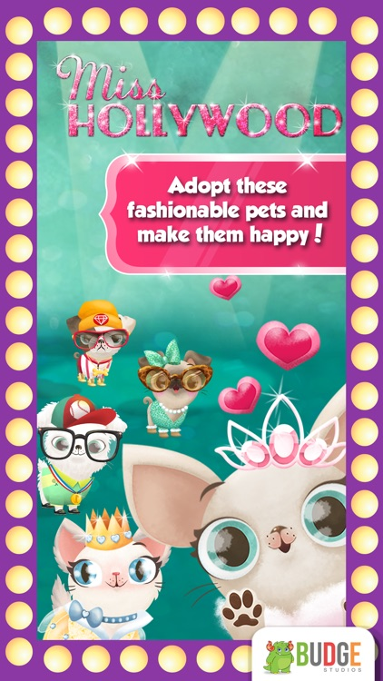 Miss Hollywood – Fashion Pets screenshot-0