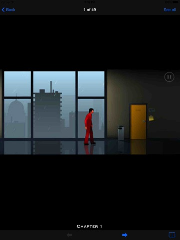 Puzzle Block And Cheats Walkthrough for The Silent Age-ipad-1
