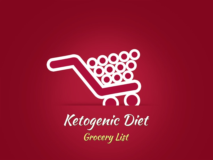 Ketogenic Diet Shopping List HD - A Perfect Diet Grocery List