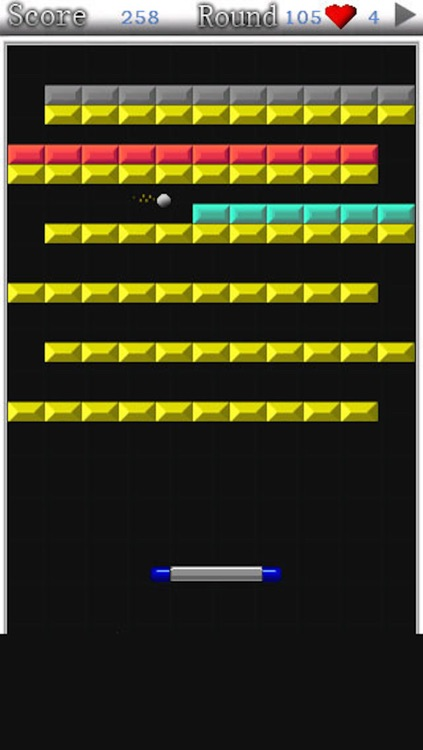 BrickBreakerLite screenshot-4
