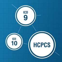 ICD9, ICD10 and HCPCS Combo Apple Watch App