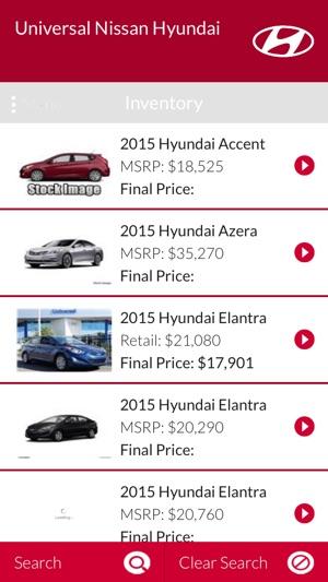 Universal Nissan Hyundai on the App Store