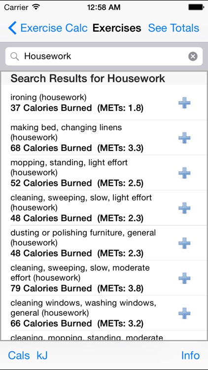 Exercise Calorie Calculator - Calculate the Calories Burned During Exercise