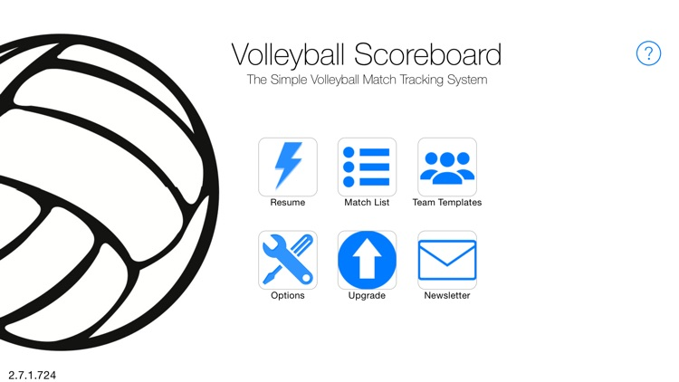 A Volleyball Scoreboard: The Simple Volleyball Match Tracking System