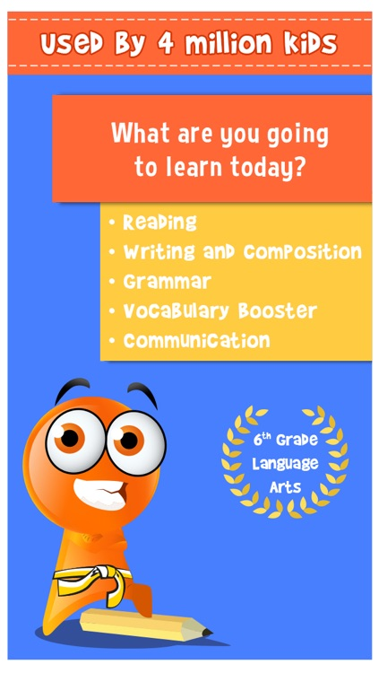 iTooch 6th Grade | Language Arts
