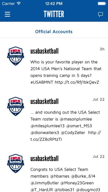 USA Basketball screenshot-3