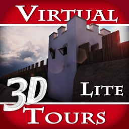 Roman army fortifications in Britain. Hadrian's Wall - Virtual 3D Tour & Travel Guide of Banks East Turret (Lite version)