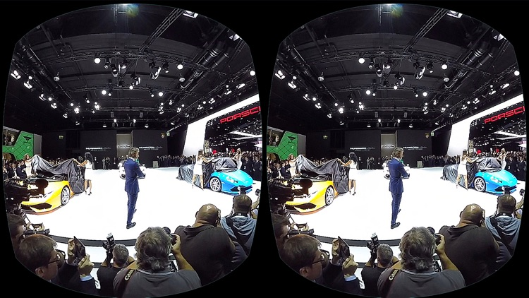 VR Virtual Reality press360 at IAA 2015 screenshot-3