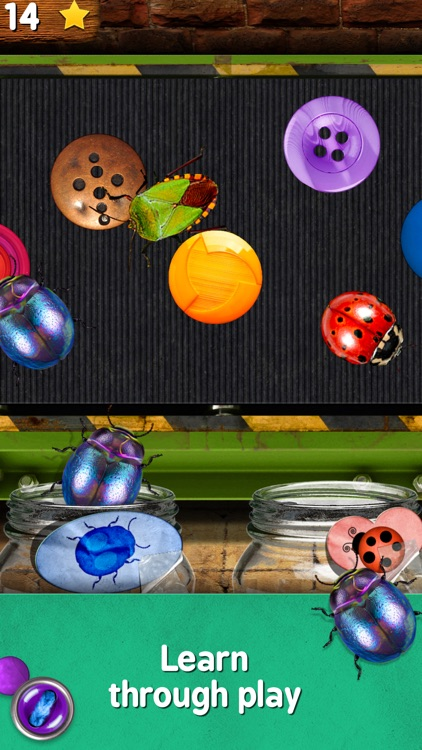 Bugs and Buttons screenshot-1