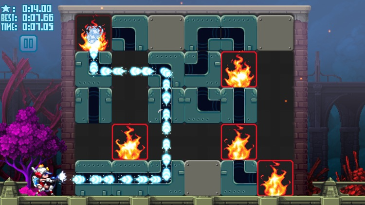 Mighty Switch Force! Hose It Down! screenshot-1