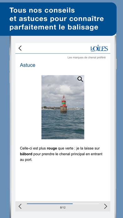 Le balisage maritime - Voiles et Voiliers - Au programme du Permis Côtierのおすすめ画像4