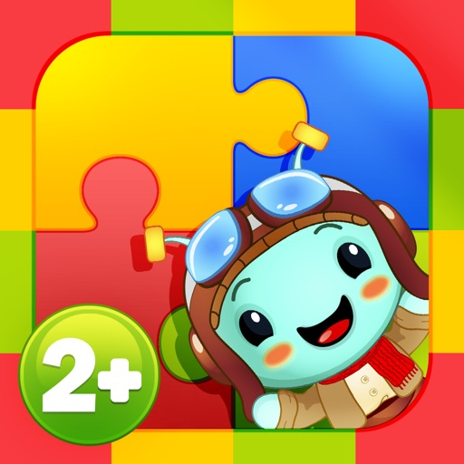 Kid Erudite Large puzzles collection icon