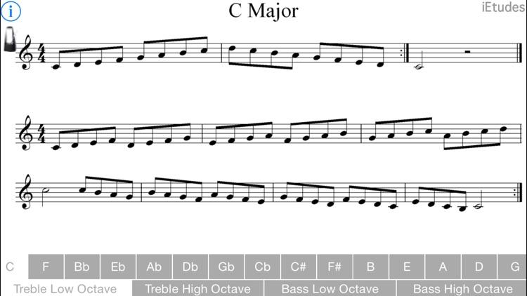 Major Scales screenshot-3