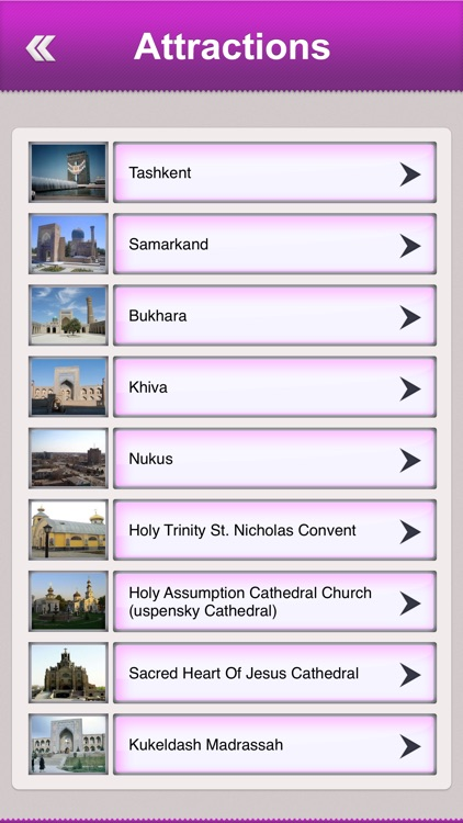 Uzbekistan Offline Travel Guide screenshot-2