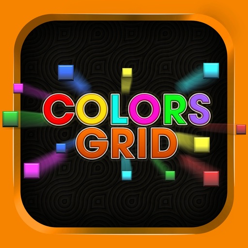 Colors Grid icon